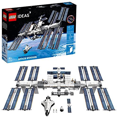 Baumodell & Schaustück 'Internationale Raumstation' von LEGO Ideas