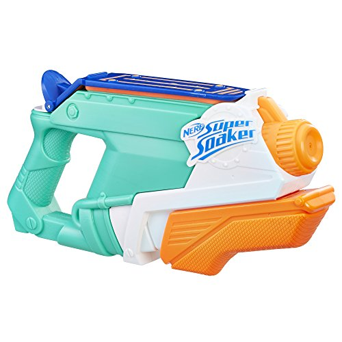 Hasbro Super Soaker E0021EU4 - Splash Mouth Wasserpistole, mit Splash-Attacke