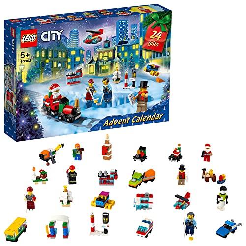 Adventskalender 'LEGO City' von LEGO City