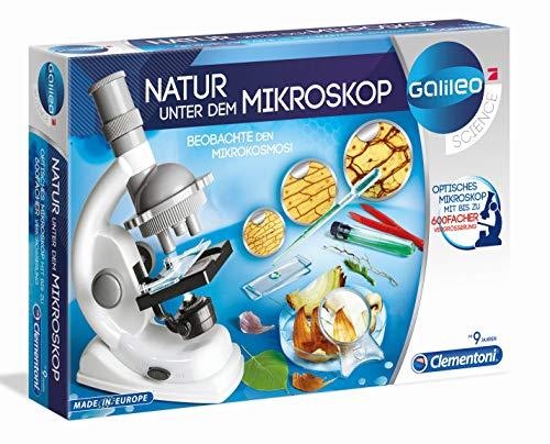Clementoni - Natur unter dem Mikroskop