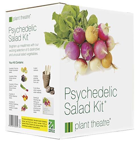 Psychedelischer Salat