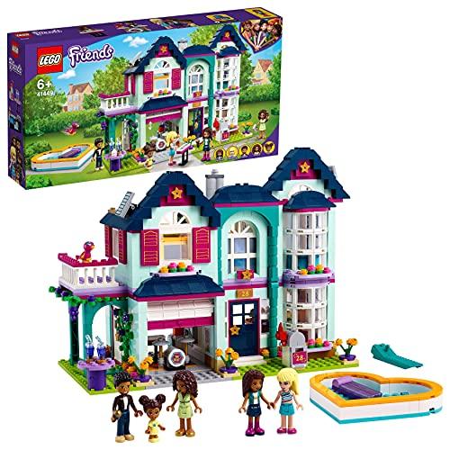 Spielzeug-Haus 'Andreas Haus' von LEGO Friends