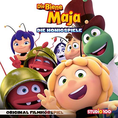 Die Biene Maja - Die Honigspiele. Original Filmhörspiel