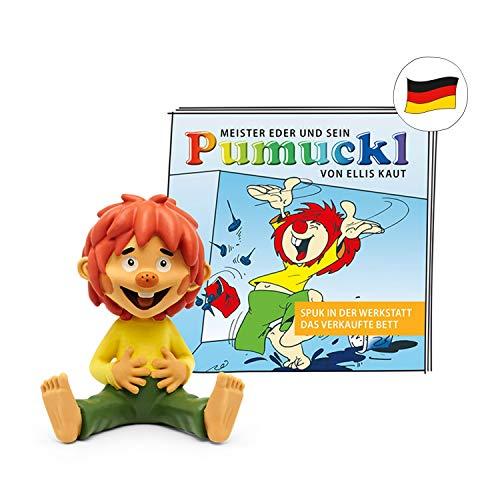 tonies Hörfigur für Toniebox, 2 Pumuckl Hörspiele: Spuk in der Werkstatt & Das verkaufte Bett,...