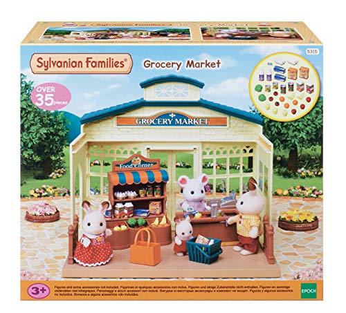 Sylvanian Families 5315 Supermarkt - Puppenhaus Spielset