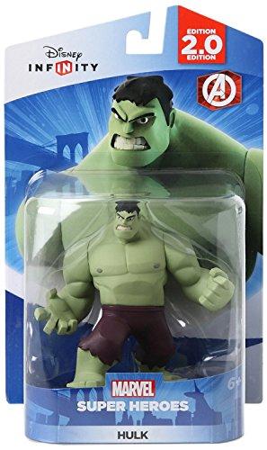 Official Brand Disney Infinity 2.0 Marvel Super Heroes Hulk Figure
