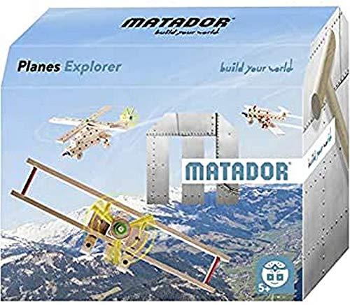 Matador Explorer Planes, Themenbaukasten