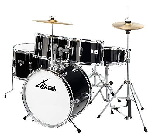 XDrum Junior Pro Kinder Schlagzeug Drumset