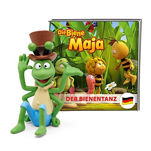 tonies Hörfigur für Toniebox, Biene Maja – Der Bienentanz, Hörspiel für Kinder ab 3 Jahren,...