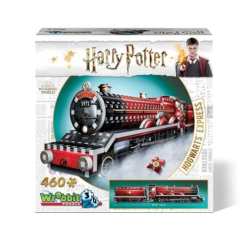 Wrebbit 3D W3D-1009 Harry Potter 3D Puzzle, bunt