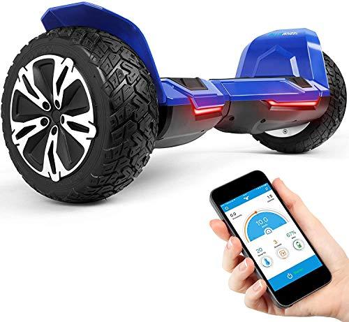"""8.5"""" Premium Offroad Hoverboard Bluewheel HX510 SUV; Deutsche Qualitäts Marke; Kinder Sicherheitsmodus..."""
