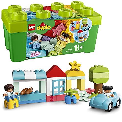 Lego10913DUPLOClassicSteinebox,BausetmitAufbewahrungsbox,ersteSteineLernspielzeugfü...
