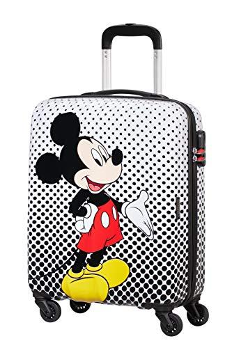 American Tourister Disney Legends - Spinner S - Kindergepäck, 55 cm, 36 L, mehrfarbig (Mickey Mouse...