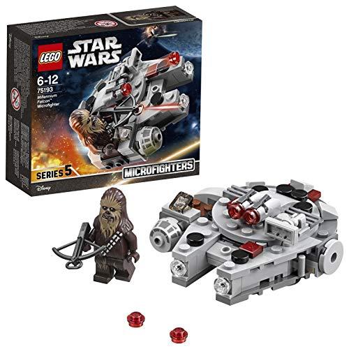 LEGO 75193 Star Wars Millennium Falcon™ Microfighter (Vom Hersteller nicht mehr verkauft)