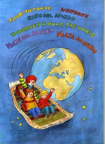 Personalisiertes Kinderbuch: Weltreise