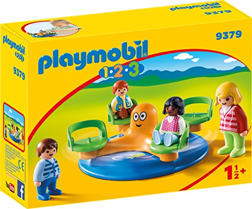 Playmobil 9379 - Kinderkarussell Spiel