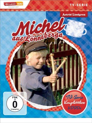 Platz 7: Michel aus Lönneberga