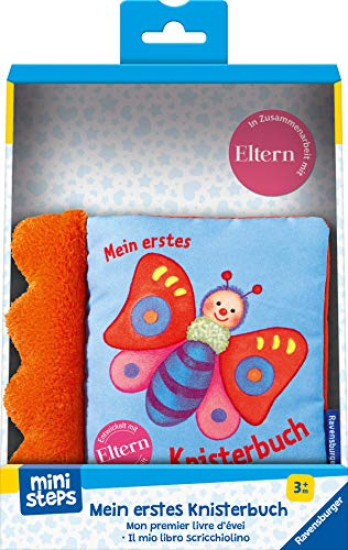 ministeps: Mein erstes Knisterbuch