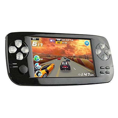 CXYP Handheld Spielkonsole, 3000 Retro Spiele 4,3 Zoll 16 GB Tragbare Videospiel Konsolen mit Kamera...