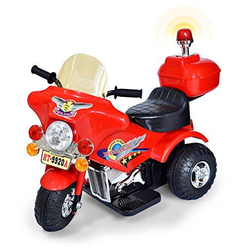 Goods Gadgets Elektromotorrad: Kinder-Motorrad mit Akku