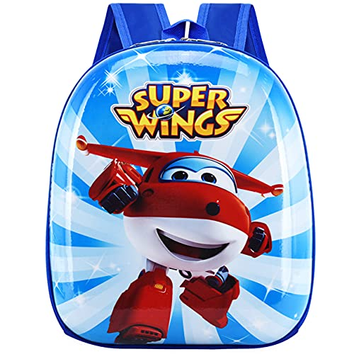 Tomicy Super Wing Rucksack SuperWing Kleiner Freund Kinderrucksack, SuperWing Kinder Schultasche...