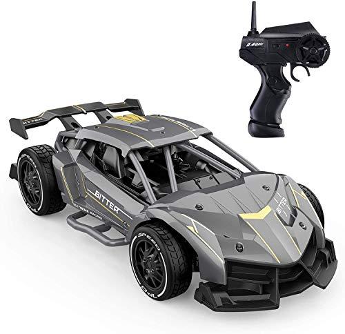 EACHINE EC05 Ferngesteuertes Auto Drift 15KM/H RC Car Schnell Draussen/Drinnen Elektrisches Spielzeugauto...