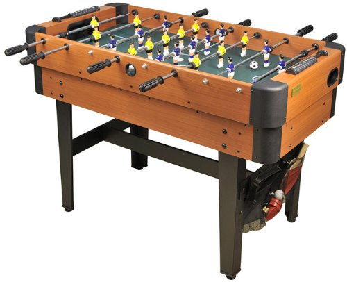 Carromco Multifunktionstisch Campus-XT, Multigame Spieletisch mit 9 Tischspielen - umfunktionierbar als...