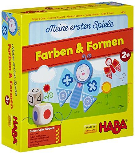 HABA: Meine ersten Spiele - Farben & Formen