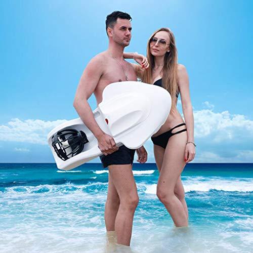 WXX Erwachsene Elektro Schwimmbrett, E-Kick-Brett Paddle Board mit Motor, Lernen Pool Schwimmen...
