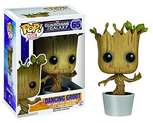 Funko Pop! Vinyl Bobblehead - Marvel's Guardians Of The Galaxy -Dancing Groot