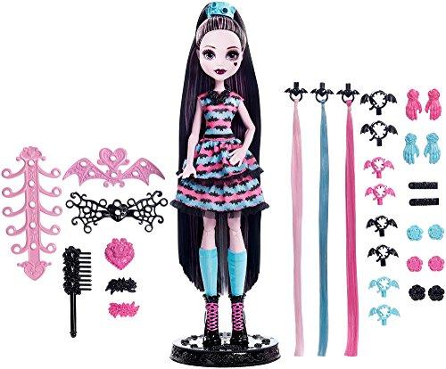 Mattel Monster High DVH36 - Partyhaar Draculaura Spielset
