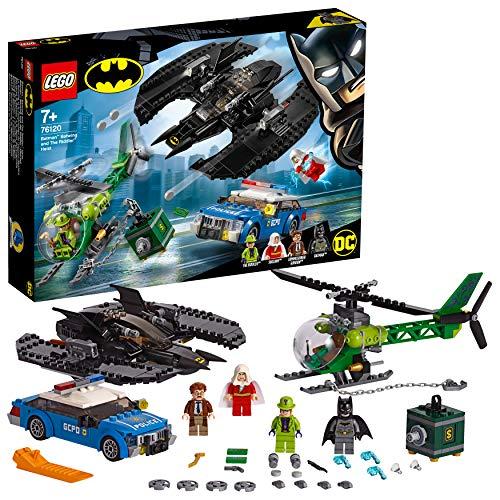 Lego 76120 Super Heroes Batman™: Batwing und der Riddler™-Überfall (Vom Hersteller Nicht mehr...