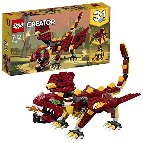 LEGO Creator 31073 'Fabelwesen' Konstruktionsspielzeug, bunt