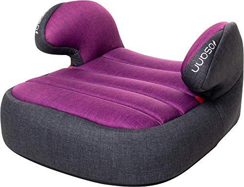Osann Tango Kindersitzerhöhung Gruppe 2/3 (15-36 kg), Sitzerhöhung Violett