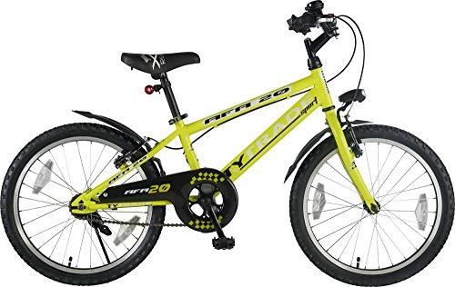 20' 20 Zoll Kinder Fahrrad MÄDCHENFAHRRAD KINDERFAHRRAD MÄDCHEN Jungen Bike Rad Rücktrittbremse AFA...
