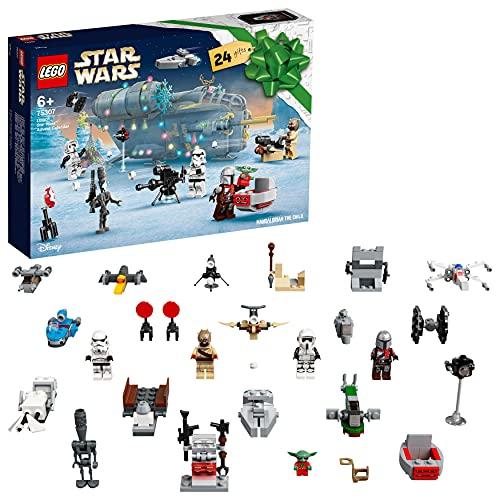 LEGO-Adventskalender 'Star Wars: The Mandalorian' von LEGO