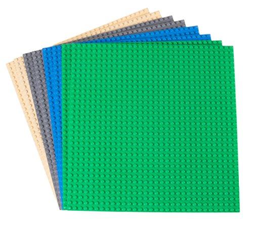 Strictly Briks - Klassische Bauplatten - 100 % kompatibel mit Allen führenden Marken - zum Bauen von...