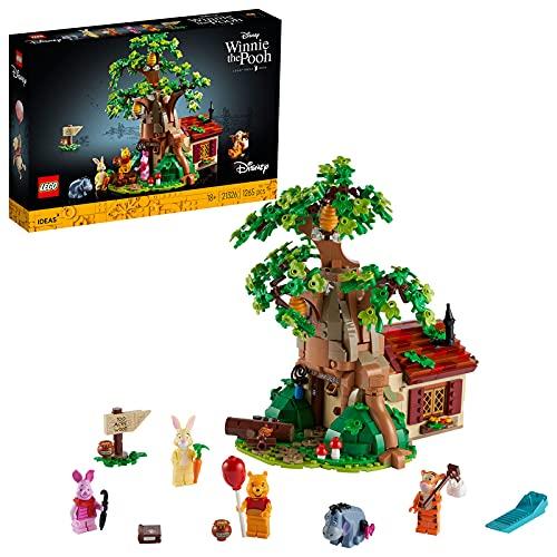 Disney-Bauset 'Winnie Puh' von LEGO Ideas