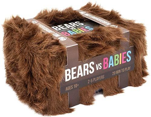 Bears vs. Babies: Ein kultiges Kartenspiel