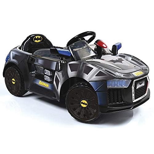 Batman: Batteriebetriebes Batmobile