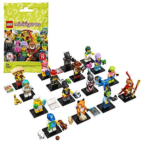 LEGO 71025 Minifigures Serie19