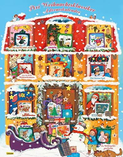 Pixi Adventskalender mit Weihnachts-Bestsellern