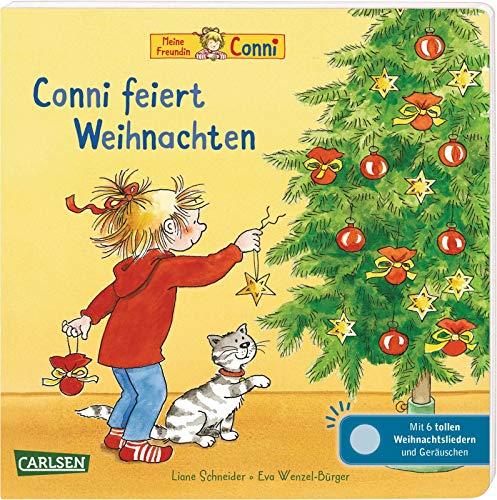Hör mal (Soundbuch): Conni feiert Weihnachten: Zum Hören, Schauen und Mitmachen ab 3 Jahren. Der...