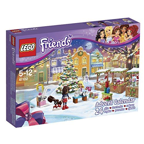 LEGO 41102 - Friends Adventskalender
