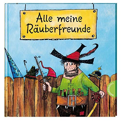 Der Räuber Hotzenplotz: Alle meine Räuberfreunde: Freundebuch mit lustigen Fragen für Kindergarten &...
