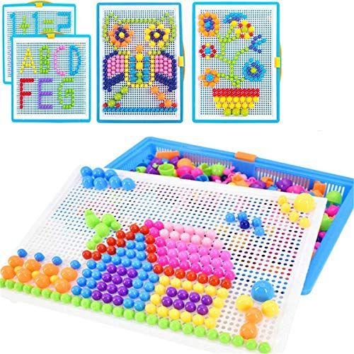 Steckspielzeug Mosaik