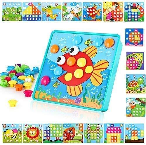 TINOTEEN Mosaik-Steckspiel
