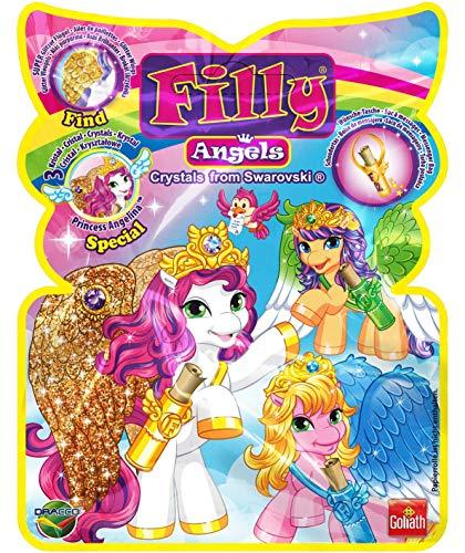 Filly 33249 Angels Foilbag, niedliche Pferdchen zum Sammeln und Tauschen, bunt