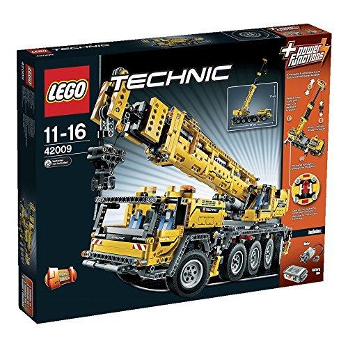 Spielzeug-Kran 'Mobiler Schwerlastkran' von LEGO Technic