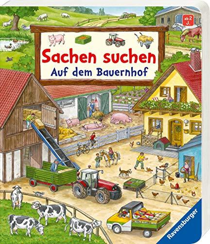Sachen suchen: Auf dem Bauernhof